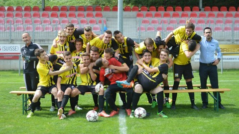 VPC 2 - FC Lenzerheide Valbella 1: 1-2 (1-1)