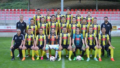 FC Sargans 1 - VPC 1: 3-1 (2-0)