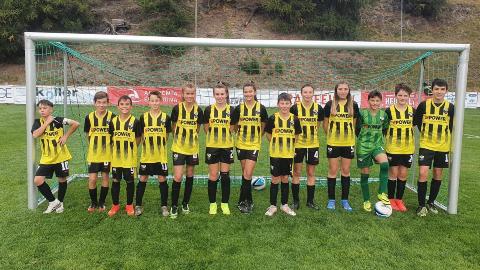 FC Celerina - VPC Allievi D: 4-2 (0-1 / 1-0)