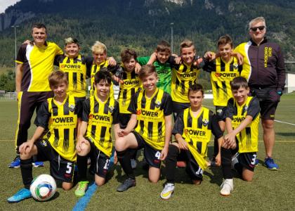 VPC Allievi D a - FC Thusis Cazis: 5-3 (0:1/1:2)