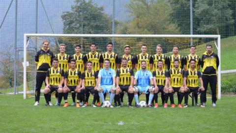 FC Bad Ragaz - VPC 1: 1-1 (0-0)