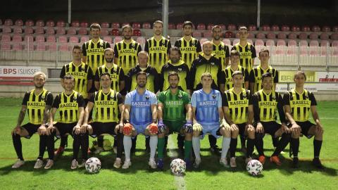 VPC 1 - FC Eschenbach: 1-1 (1-1)