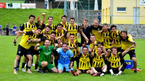 VPC 1 - FC Bad Ragaz 1: 1-0 (0-0)
