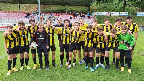 VPC Allievi B - FC Untervaz: 7-1 (2-1)