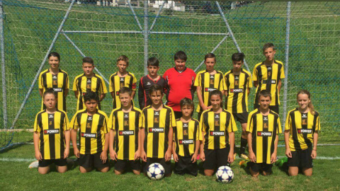 VPC Allievi C - FC Untervaz: 7-2 (4-2)